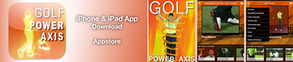GOLF-POWER-AXIS iPhone & iPad App